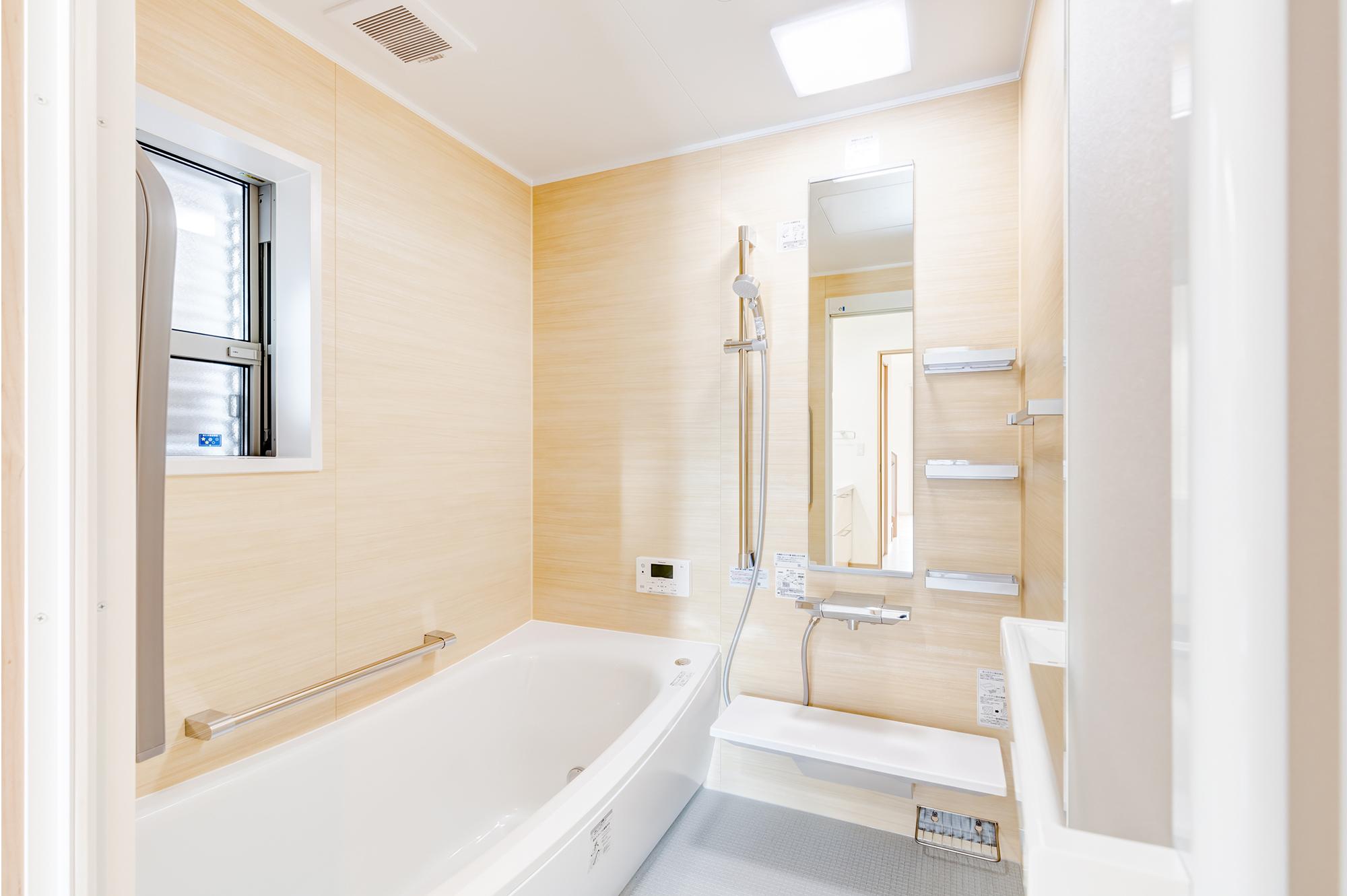 浴室リフォームイメージ